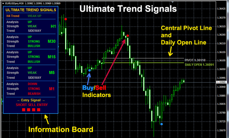 What is a forex signal service
