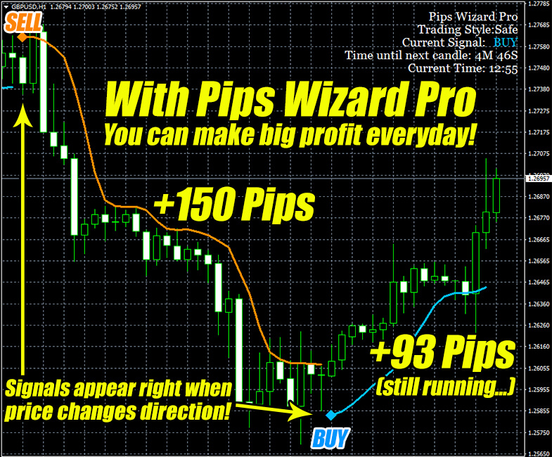 Forex pip wizard signals reviews